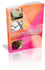 Break Through Learning Disabilities Private Label Rights