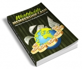Worldwide Membership Cash Private Label Rights