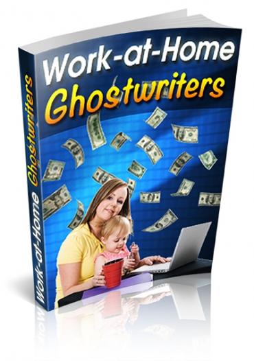 Work-At-Home Ghostwriters