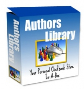 Authors Library : Clickbank Store