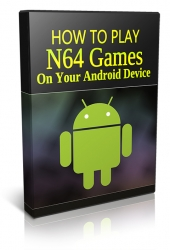 How To Play N64 Games On Your Android Device Private Label Rights