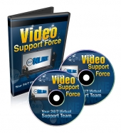 Video Support Force Private Label Rights