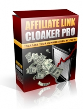 Affiliate Link Cloaker Pro Private Label Rights