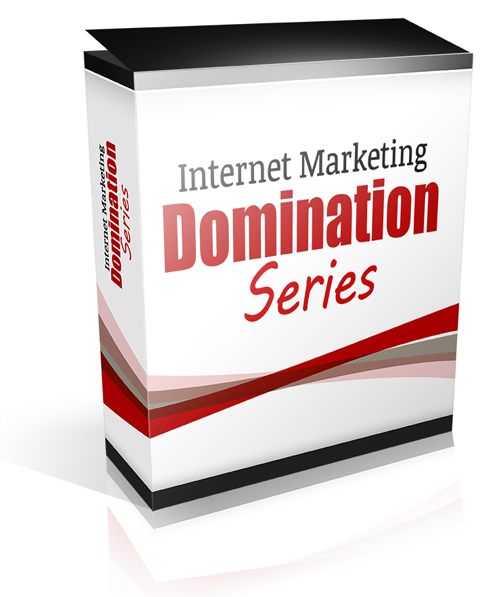 The Internet Marketing Domination Series