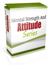 Mental Strength And Attitude Series Private Label Rights