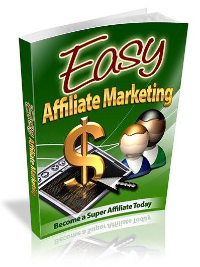 Easy Affiliate Marketing MRR