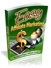 Easy Affiliate Marketing MRR Private Label Rights