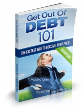 Get Out of Debt 101 Private Label Rights