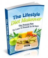 The Lifestyle Diet Makeover Private Label Rights