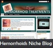 Hemorrhoids Niche Blog Private Label Rights