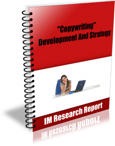 Copywriting Development and Strategy