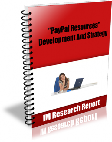 PayPal Resources - Development and Strategy
