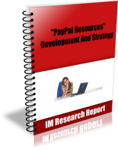 PayPal Resources - Development and Strategy Private Label Rights