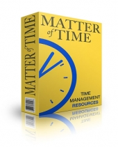 Matter of Time Private Label Rights