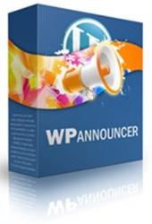 WP Announcer Plugin Private Label Rights