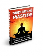 Mindfulness Meditation Private Label Rights