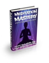 Empty Mind Meditation Private Label Rights