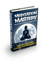 Breath Watching Meditation Private Label Rights