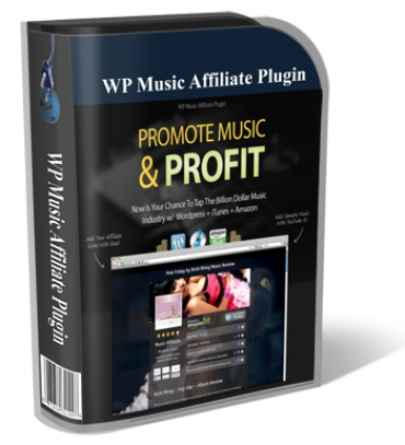 WP Music Affiliate WP Plugin