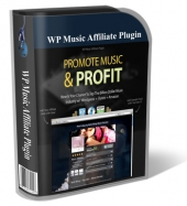 WP Music Affiliate WP Plugin Private Label Rights