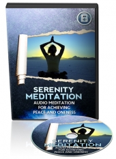 Serenity Meditation Audio Private Label Rights