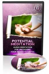 Potential Meditation Audio Private Label Rights