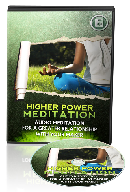 Higher Power Meditation Audio