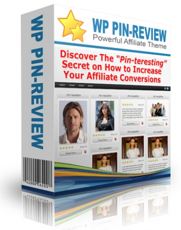 WP Pin Review Theme