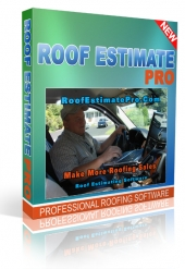 Roof Estimate Pro Software Private Label Rights
