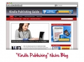 Kindle Publishing WordPress Niche Blog Private Label Rights