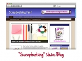 Scrap Booking WordPress Niche Blog Private Label Rights