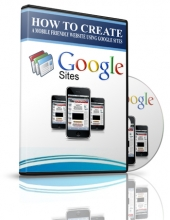 Create A Mobile Site Quickly Using Google Sites Private Label Rights