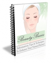 Beauty Basics Newsletter Private Label Rights