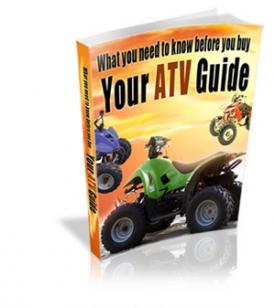 Your ATV Guide