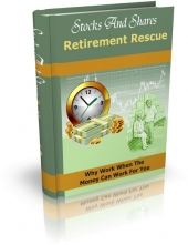 Stocks And Shares Retirement Rescue Private Label Rights