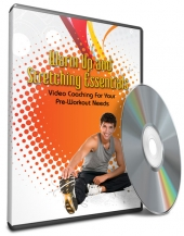 Warm Up Fitness Video Guide Private Label Rights
