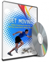 Get Moving Fitness Video Package Private Label Rights
