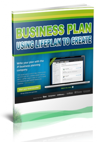 Business Plan – Using LivePlan to Create