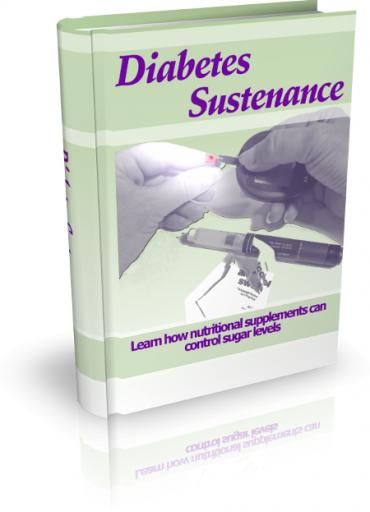 Diabetes Sustenance