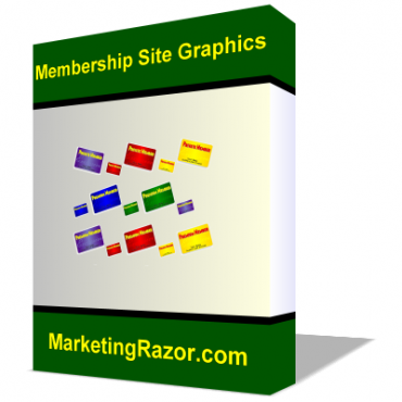 Membership Site Graphics Pack