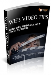 Web Video Tips Private Label Rights