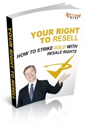 The Right to Resell Private Label Rights
