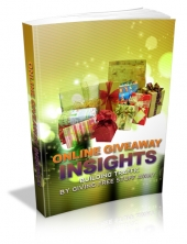 Online Giveaway Insights Private Label Rights