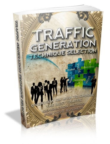 Traffic Generation Technique Selection