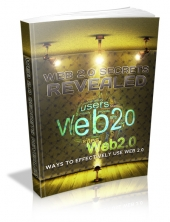 Web 2.0 Secrets Revealed Private Label Rights