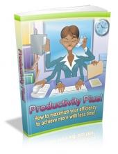 Productivity Plus Private Label Rights