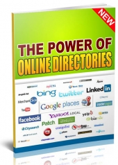 The Power of Online Directories Private Label Rights