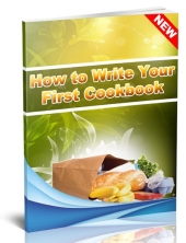 How to Write Your First Cookbook Private Label Rights