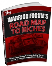 Warrior Forum Roadmap to Riches Private Label Rights