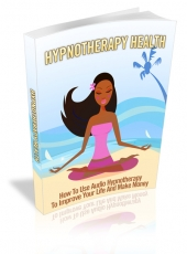Hypnotherapy Health Private Label Rights